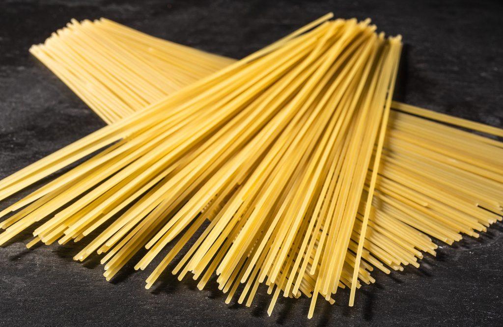 Cereales, espaguetis